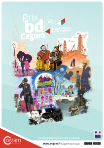 Prix CEZAM BD 2021